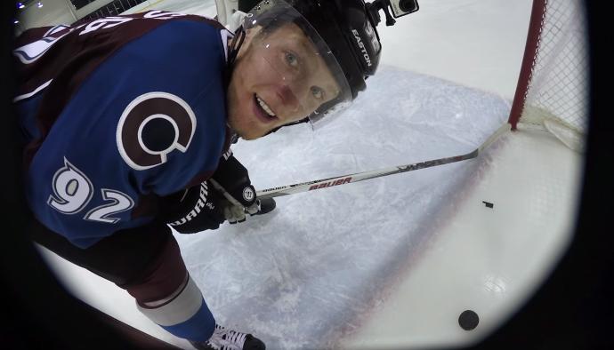 NHL after dark 2016 GoPro hockey brand content