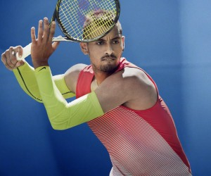 Les tenues Nike de Federer, Nadal, Kyrgios, Sharapova, S.Williams, Bouchard pour l'Open d'Australie 2016