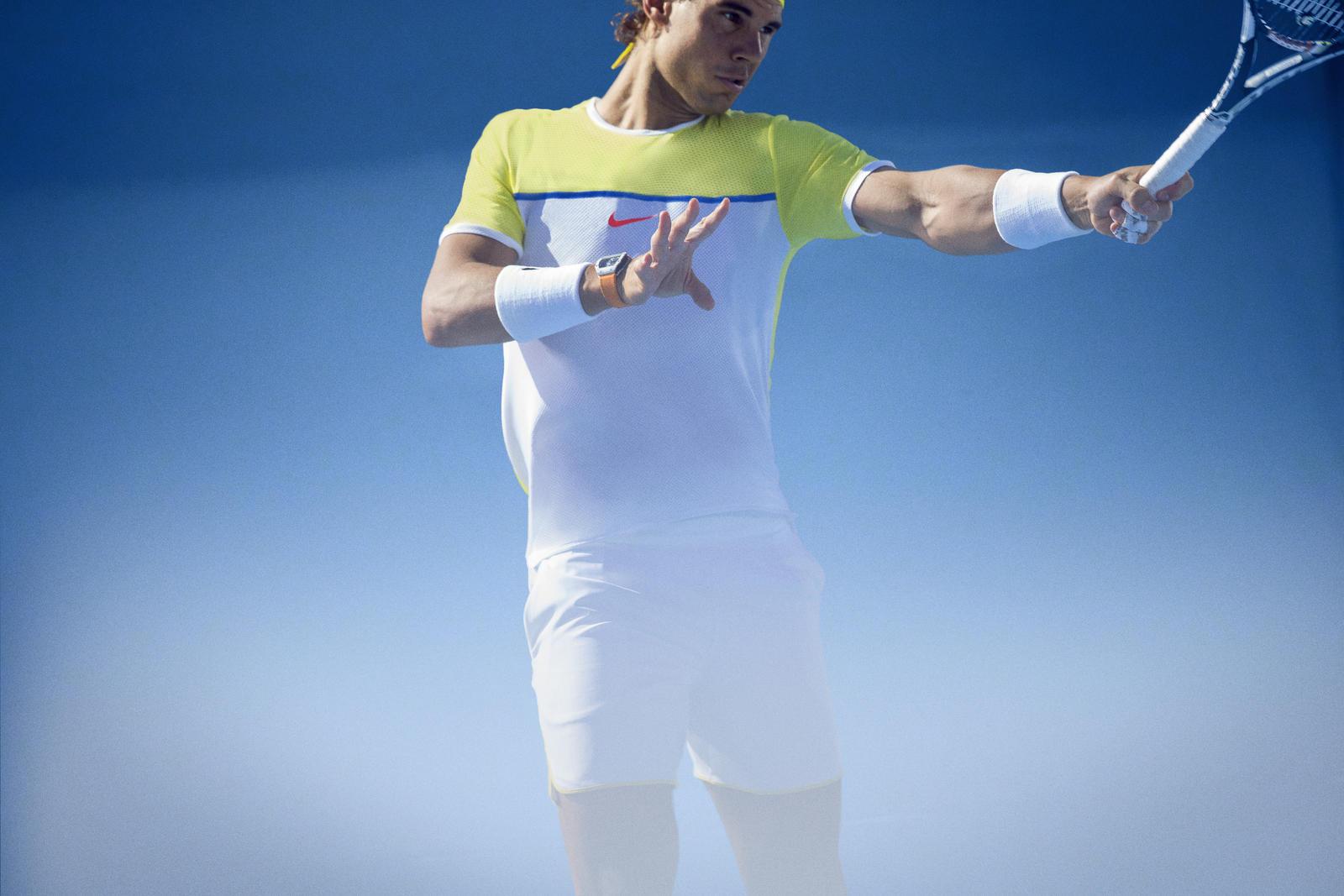 Rafael Nadal nike tennis outfit australian open 2016