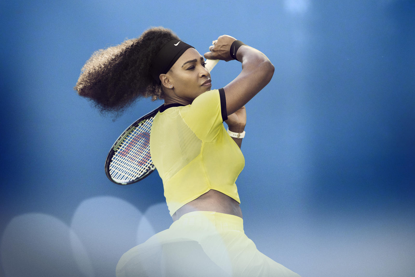 Serena Williams nike tennis outfit australian open 2016
