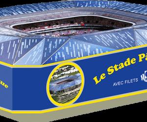 Le Naming du nouveau stade de l'OL pour la marque de conserve Pâté Hénaff ?