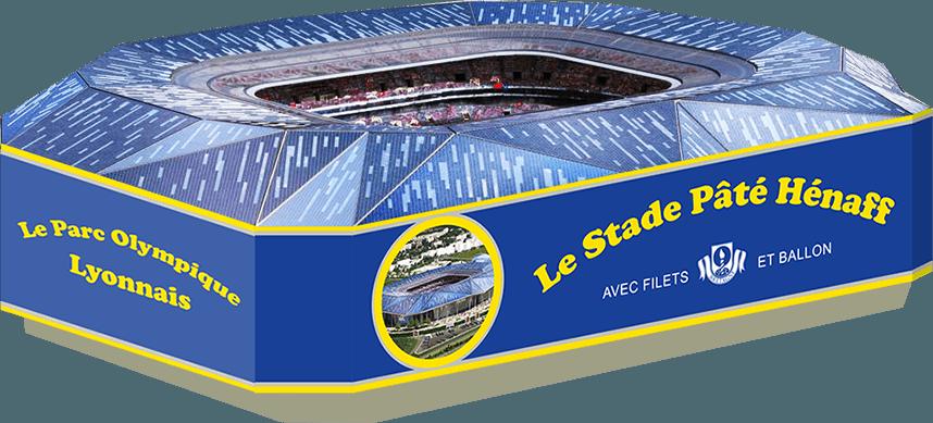 Stade Paté Henaff Parc Ol olympique lyonnais naming