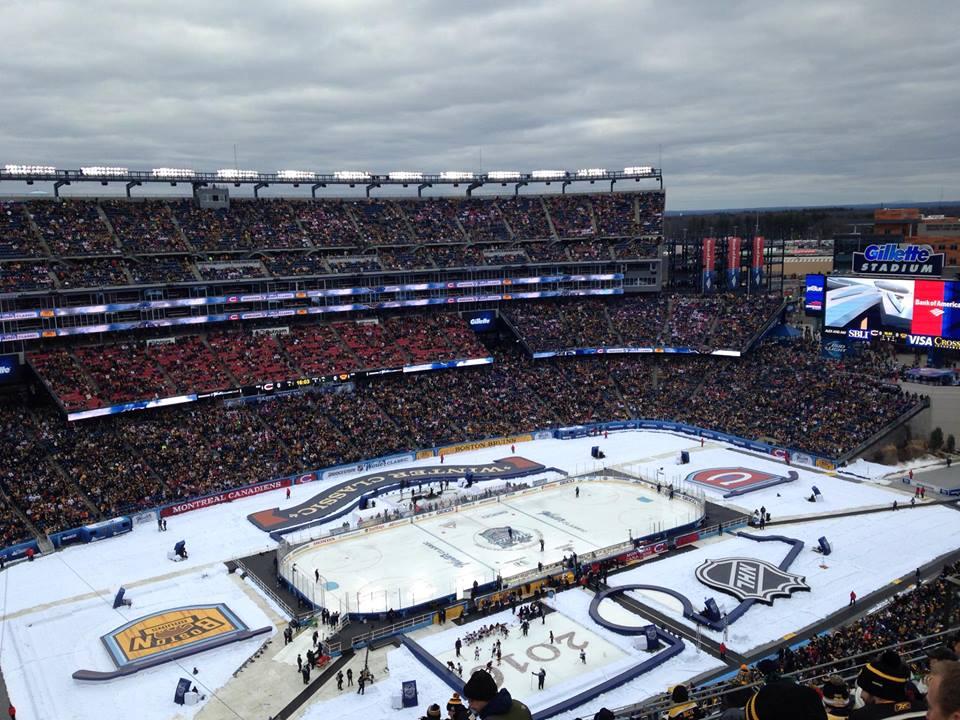 Winter Classic 2016 NHL canadiens Boston