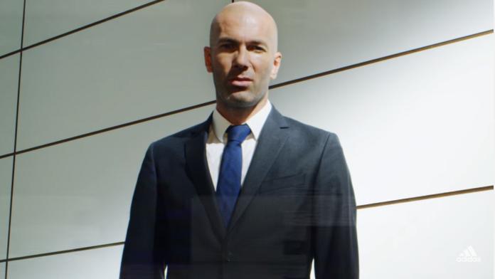 adidas zinédine Zidane the boss purecontrol Ace16
