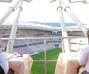 Une Expérience Stade en altitude inédite pour le millionième spectateur de l'Allianz Riviera