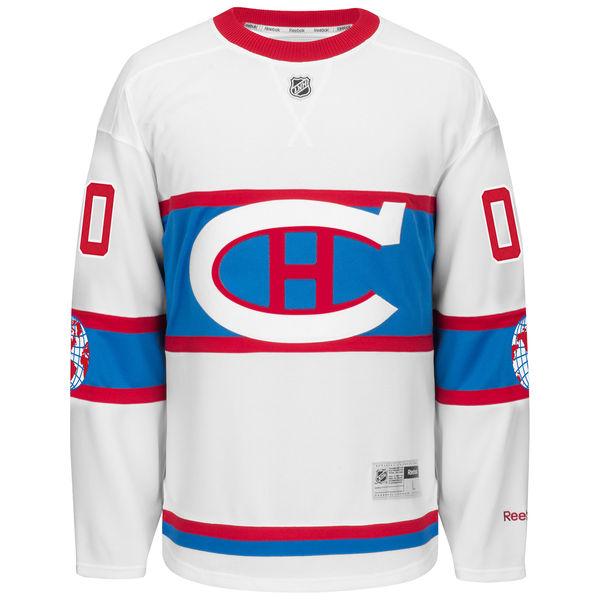 chandail canadiens Montréal winter classic 2016 NHL reebok