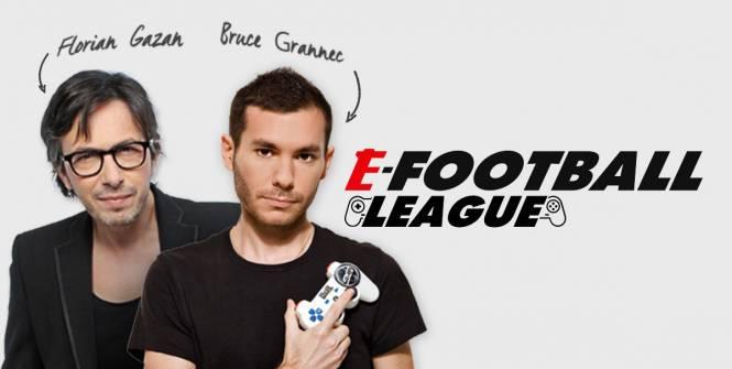 e-football league L'Equipe 21 fifa 16 jeux vidéos