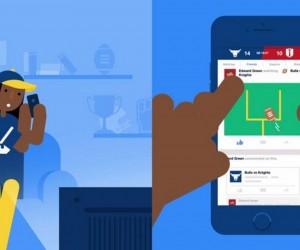 """Facebook offre une nouvelle expérience aux Fans avec """"Sports Stadium"""""""