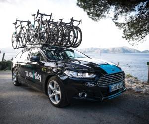 Cyclisme – Ford nouveau partenaire du Team Sky