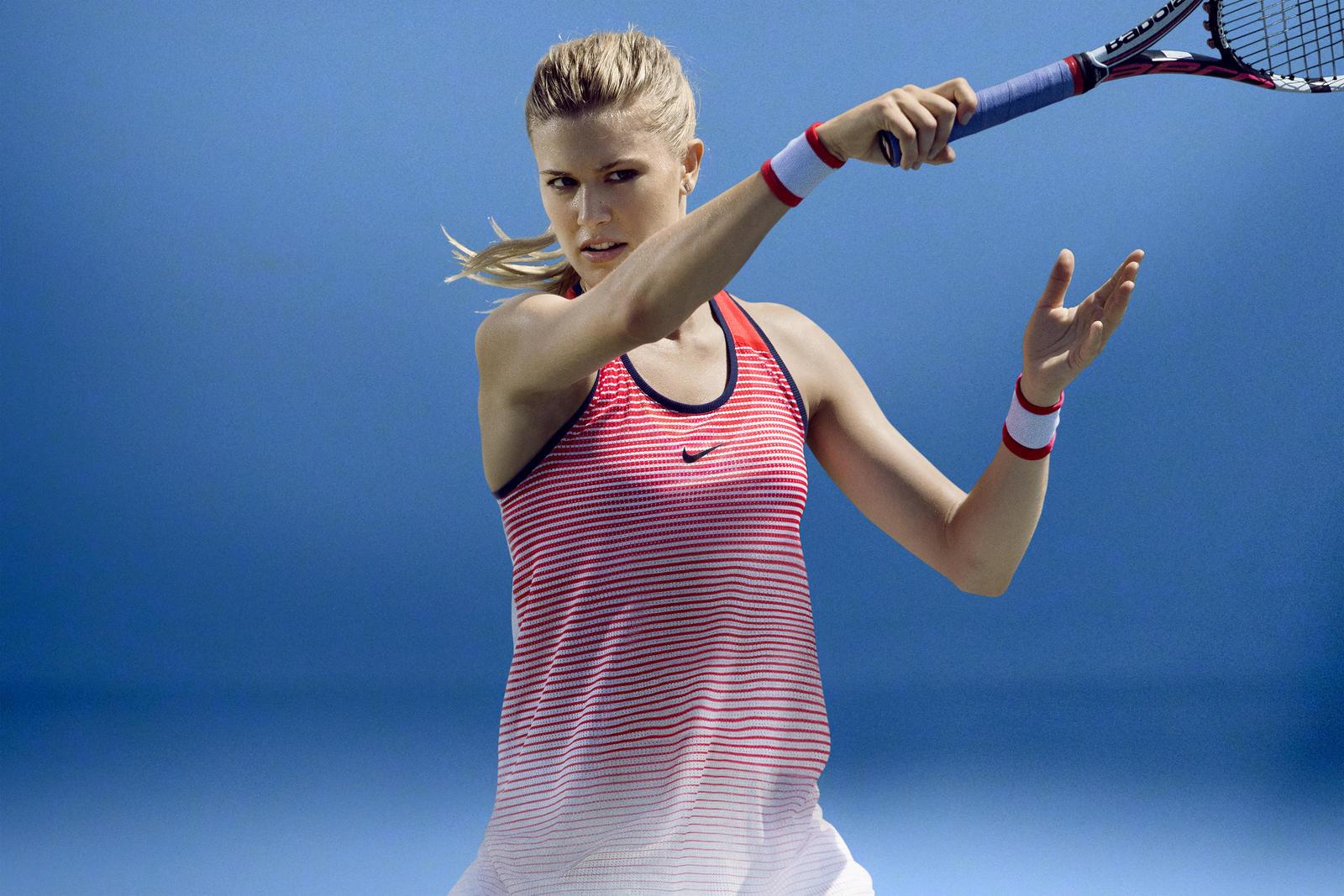 genie bouchard nike tennis outfit australian open 2016