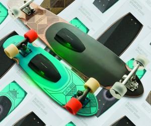 Découvrez le premier skateboard Bluetooth avec enceinte conçu par Globe
