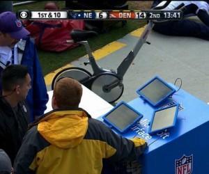 NFL – La mauvaise publicité de la tablette Surface de Microsoft lors du match Broncos – Patriots
