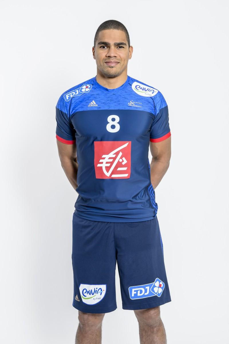 narcisse 2016 équipe de france handball sponsor ENVIA LIDL lait