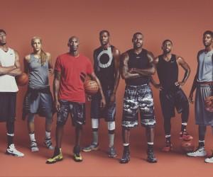 Nike Basketball célèbre la fin d'année 2015 avec la campagne «Bring Your Game»