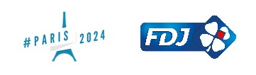 paris 2024 FDJ partenaire JO