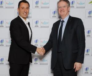 Puressentiel signe un nouveau contrat de sponsoring sportif avec la World Rugby
