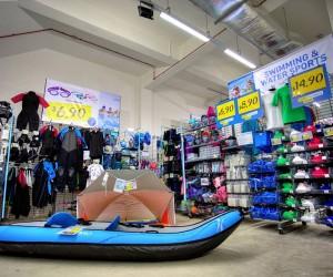 Decathlon ouvre son premier magasin à Singapour