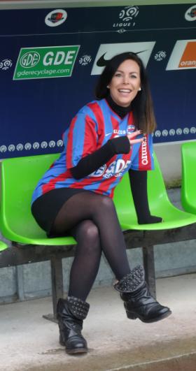 Audrey Miss Stade malherbe caen