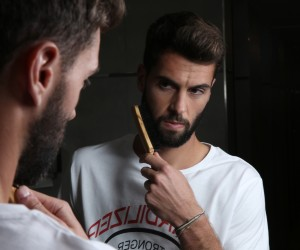 Benoît Paire signe un sponsor barbe avec Beardilizer