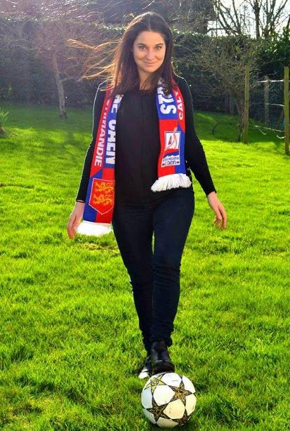 Caroline Miss Stade malherbe caen