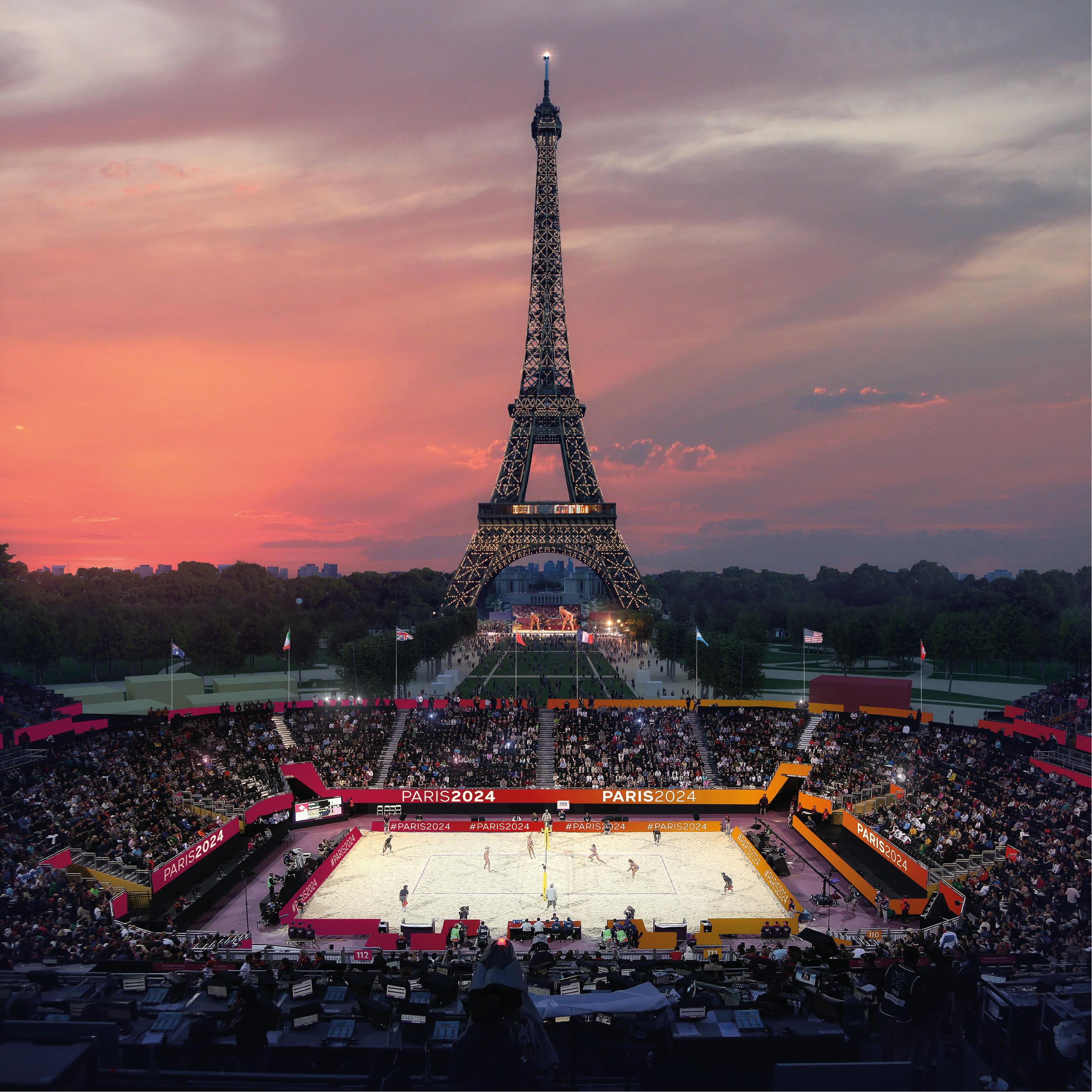 Champ De Mars Tour Eiffel To Versailles