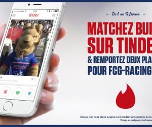 Rugby – Quand Grenoble se lance sur Tinder pour draguer de nouveau prospects à l'occasion de la Saint-Valentin