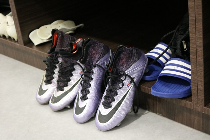 Nike mercurial Mathieu Valbuena chaussures football 2016