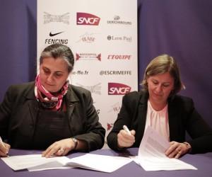 Sponsoring – Wilkinson accompagne la Fédération Française d'Escrime dans sa quête olympique