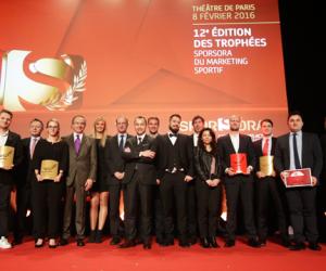 Marketing Sportif – AccorHotels remporte le Trophée de «Sponsor de l'année»