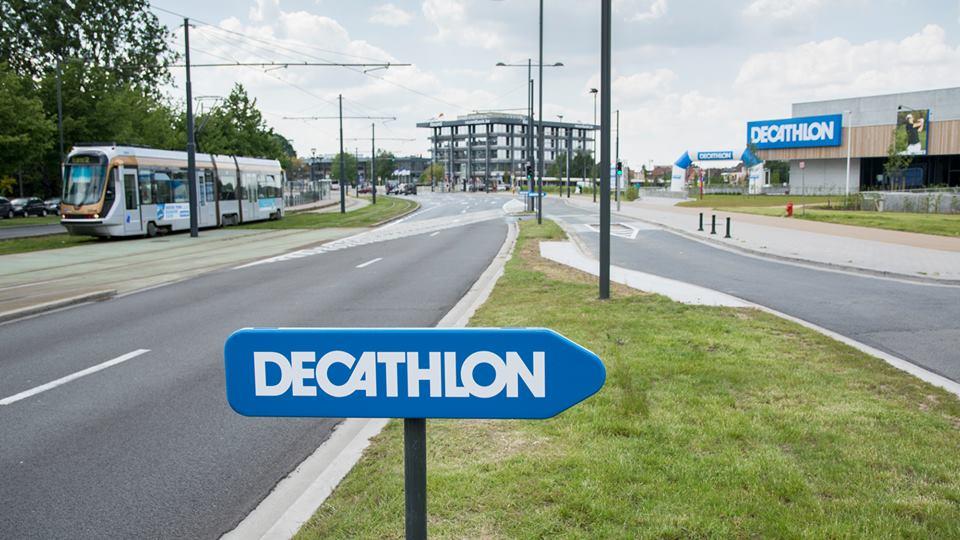 decathlon business chiffre affaires 2015