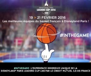 Le Crédit Mutuel envoie 4 Fans sur le banc des joueurs de la Disneyland Paris Leaders Cup 2016