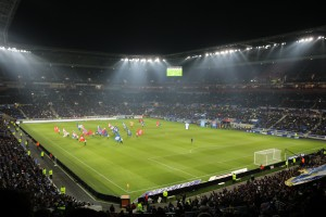 Jean-Michel Aulas fait le point sur le Naming du Parc OL