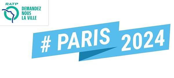 paris 2024 sponsors RATP JO