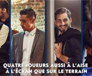 PSG – Di Maria, Trapp, Lucas et Marquinhos dans la nouvelle publicité NIVEA MEN Crème