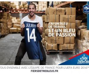 EURO 2016 – La FFF fait monter la pression autour des Bleus avec des activations 2.0 et un film «frisson»
