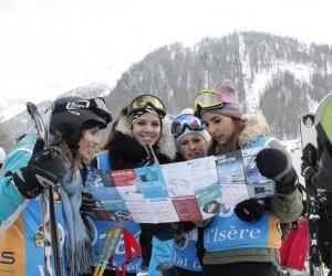 Quand Val d'Isère vibre au rythme du GEM Altigliss Challenge 2016, la coupe du monde étudiante de ski et de snow