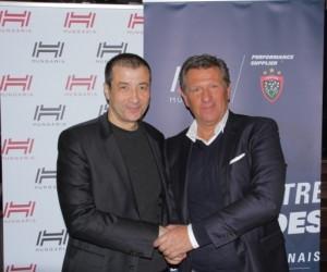 Hungaria nouvel équipementier du RC Toulon