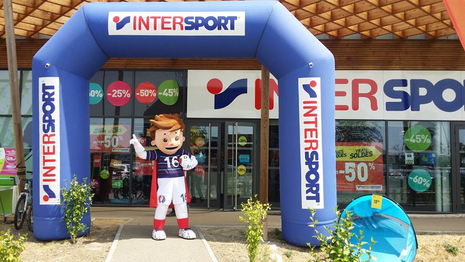 INTERSPORT magasin 2016 uefa euro 2016