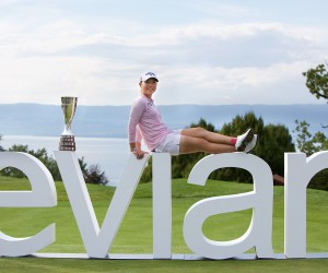 Sponsoring – evian s'offre la pépite du golf féminin Lydia Ko