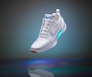 Nike HyperAdapt 1.0 – La basket auto-laçante en vente dès cet été