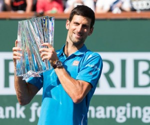 Djokovic empoche 1M$ à Indian Wells et donne son avis sur la parité dans le tennis business