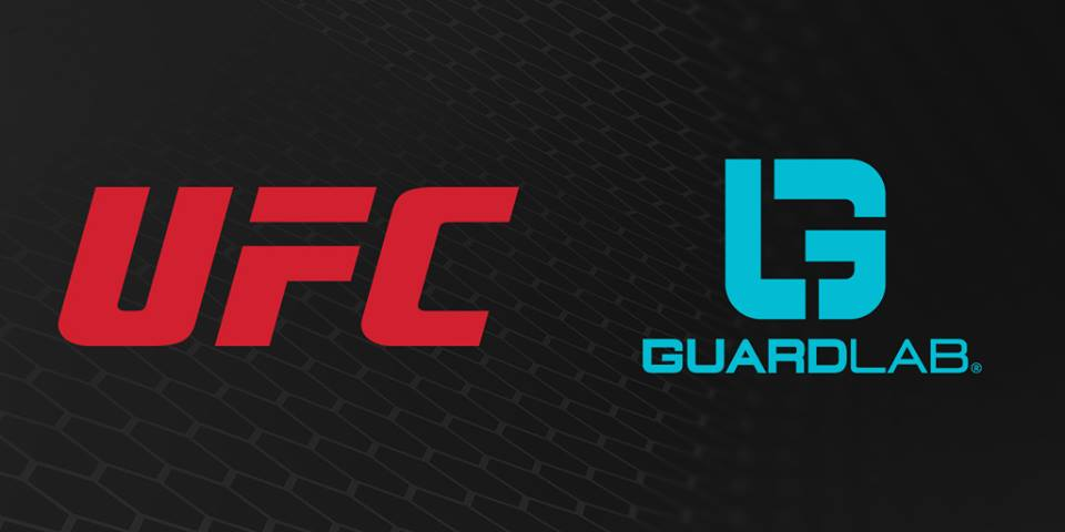 UFC guardlab protège dents
