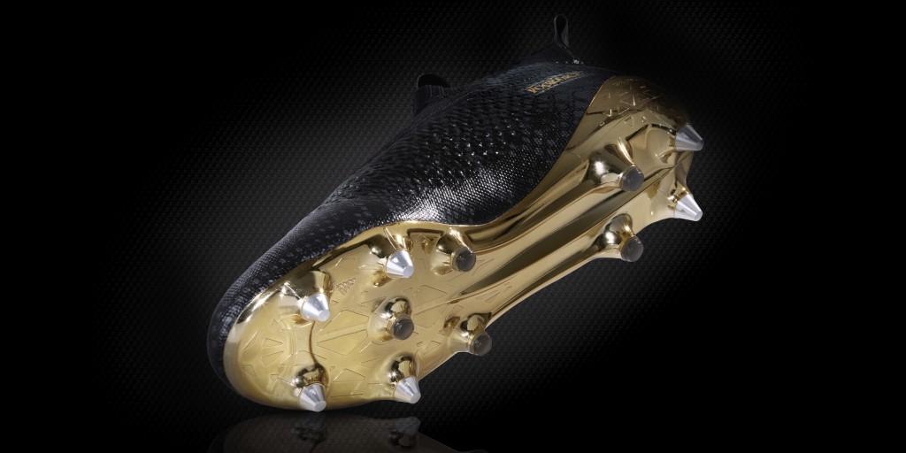 adidas boots paul pogba black gold adidas ACE 16+ PURECONTROL