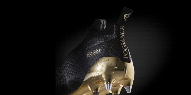 Officialise Pogba Et Avec Paul Adidas Dévoile Sponsoring Contrat Son dxw7w0qSY