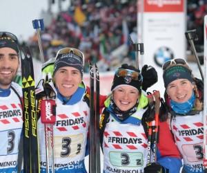 Audiences TV – Le biathlon offre une semaine record à L'Équipe 21