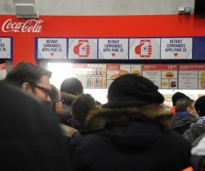 Coca-Cola Entreprise fait pétiller le Parc OL de l'Olympique Lyonnais