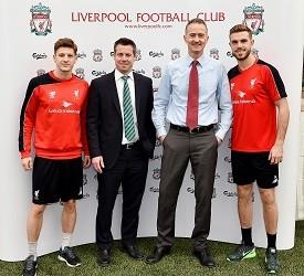 Carlsberg prolonge son partenariat avec Liverpool jusqu'en 2019