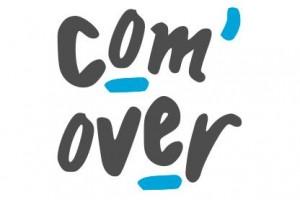 com'over logo