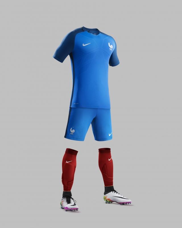 huge sale discount shop uk cheap sale Nike dévoile les maillots de l'Equipe de France de Football ...