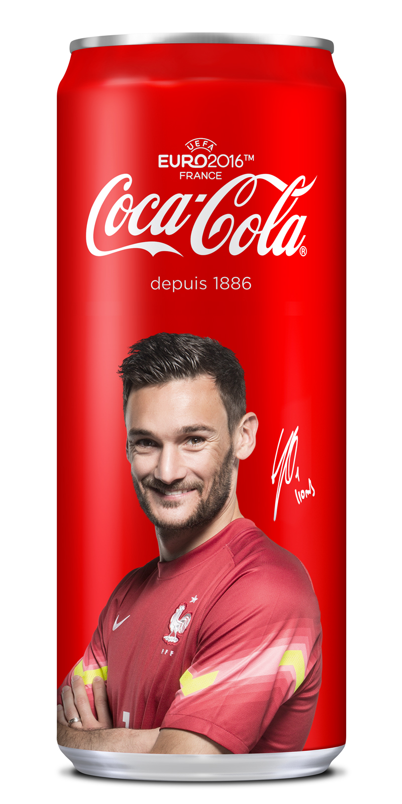 uefa euro 2016 comment coca cola va envahir le quotidien. Black Bedroom Furniture Sets. Home Design Ideas